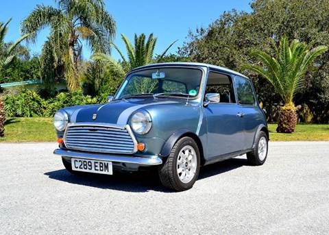 1985 Austin Mini Cooper for sale in Clearwater, FL