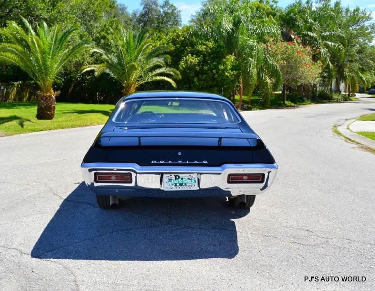 1968 Pontiac Tempest 1968 PONTIAC TEMPEST GROUND POUNDING 455 V8