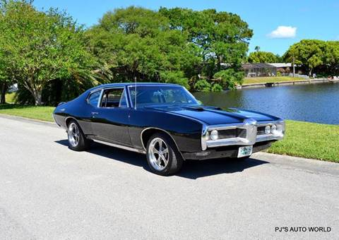 1968 Pontiac Tempest For Sale White Cloud KS  Carsforsalecom