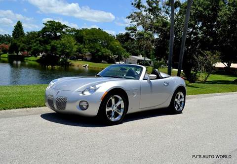 2006 Pontiac Solstice for sale in Clearwater, FL