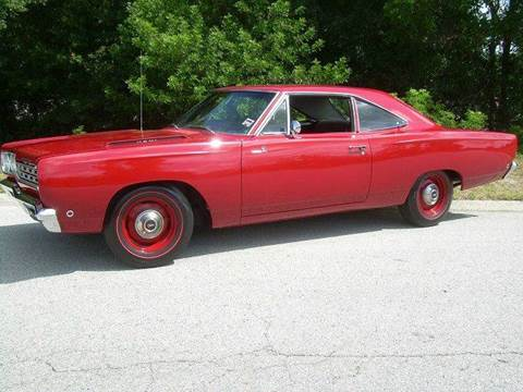 1968 Plymouth Roadrunner for sale in Clearwater, FL