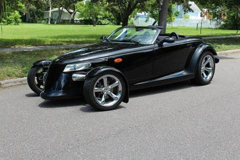 Plymouth prowler pics