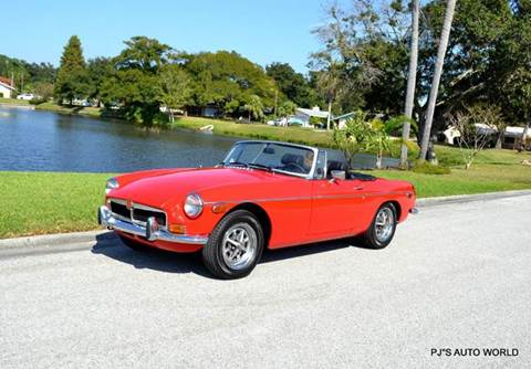 1974 MG MGB for sale in Clearwater, FL