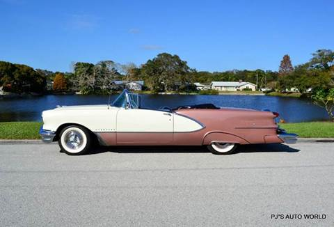 1956 Oldsmobile Ninety-Eight for sale in Clearwater, FL