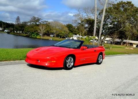 1996 Pontiac Firebird for sale in Clearwater, FL
