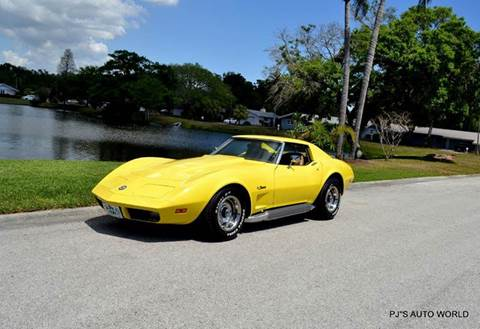 1974 Chevrolet Corvette for sale in Clearwater, FL