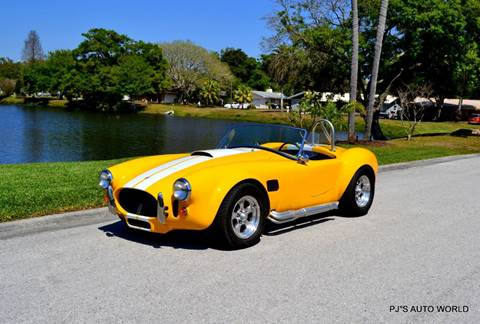 1966 Shelby Cobra for sale in Clearwater, FL