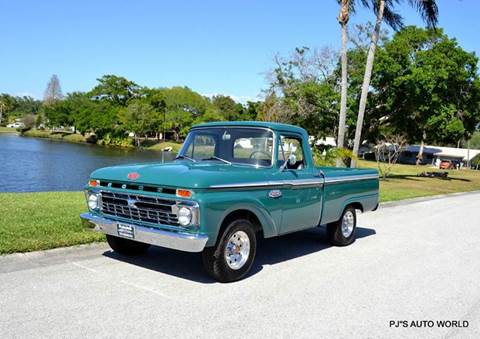 1966 Ford F-100 for sale in Clearwater, FL