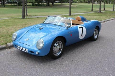 Porsche Spyder 550 >> Used Porsche 550 Spyder For Sale In Lincoln Me Carsforsale Com