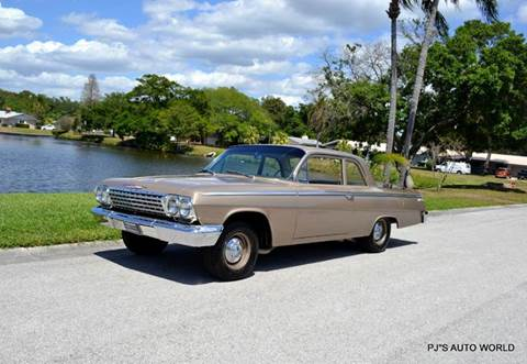 1962 Chevrolet Bel Air for sale in Clearwater, FL