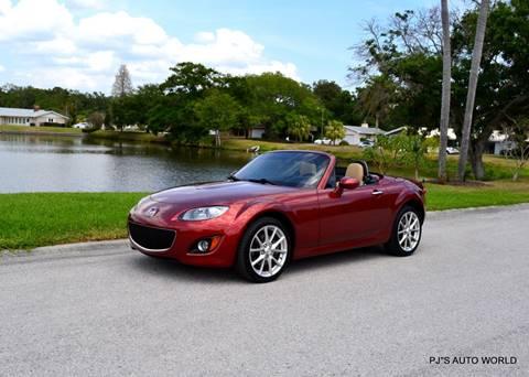 2012 Mazda MX-5 Miata for sale in Clearwater, FL