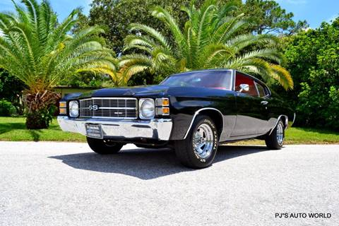 1971 Chevrolet Chevelle for sale in Clearwater, FL