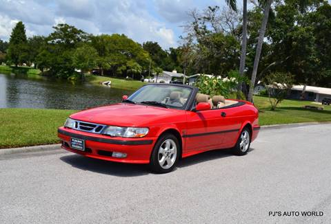 2001 Saab 9-3 for sale in Clearwater, FL