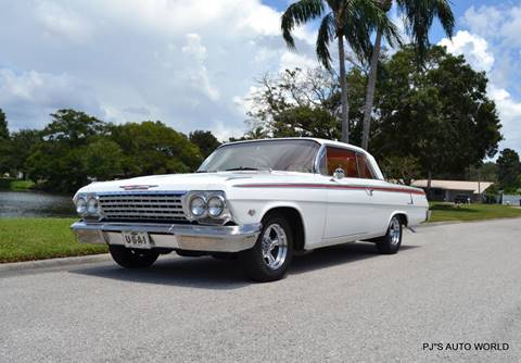 1962 Chevrolet Impala for sale in Clearwater, FL