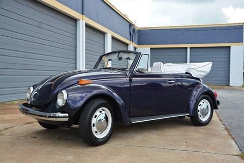 1971 Volkswagen Beetle Convertible for sale in Clearwater, FL
