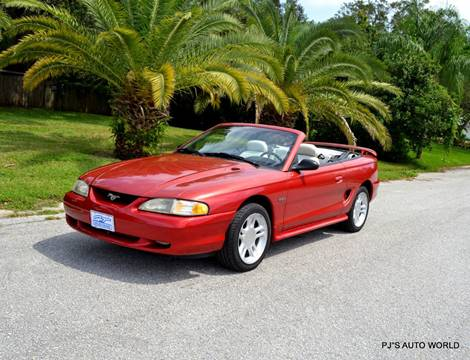 1996 Ford Mustang for sale in Clearwater, FL