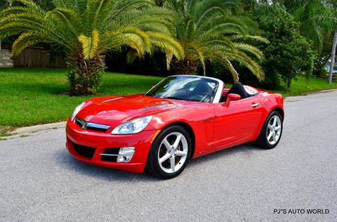 2007 Saturn SKY for sale in Clearwater, FL