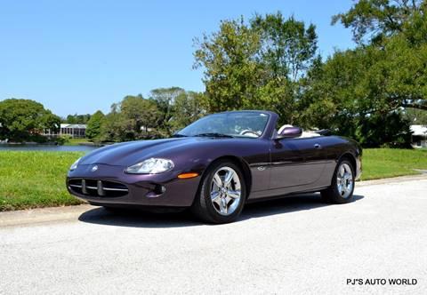 1998 Jaguar XK-Series for sale in Clearwater, FL
