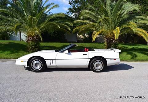 1987 Chevrolet Corvette for sale in Clearwater, FL
