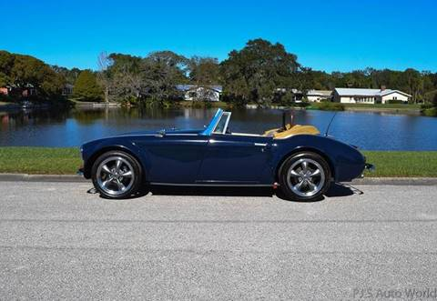 1962 Austin-Healey Sebring MX 3000
