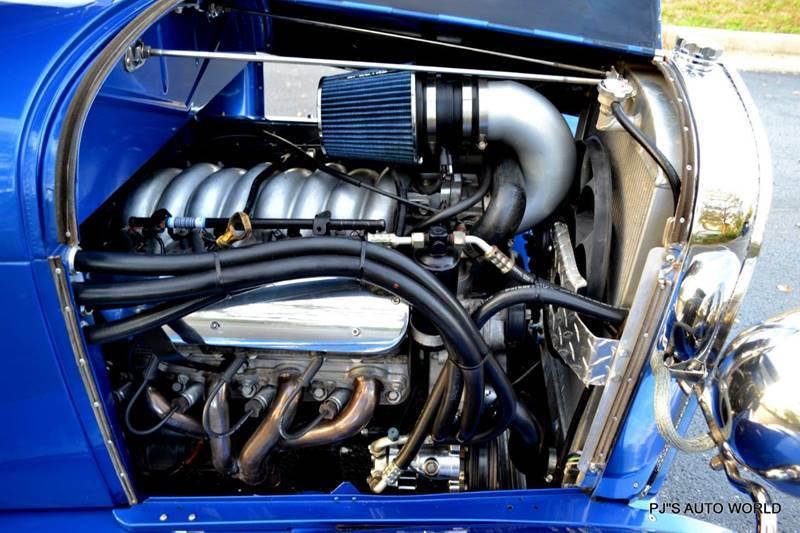1929 Ford Model A 5 3L V8 LS SWAP Overdrive A/C Tilt Bed In