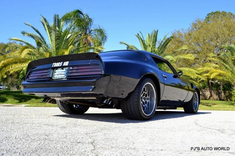 1978 Pontiac Trans Am 15