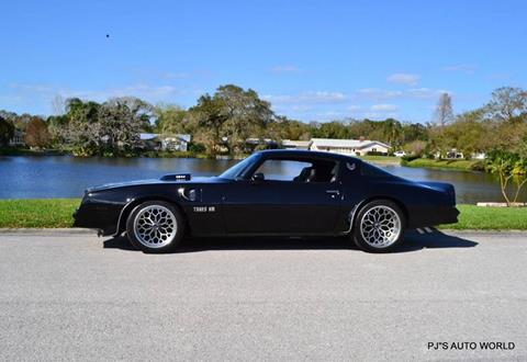 1978 Pontiac Trans Am for sale in Clearwater, FL