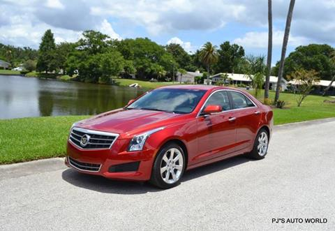 2014 Cadillac ATS for sale in Clearwater, FL