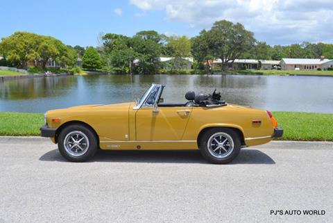 1975 MG Midget for sale in Clearwater, FL