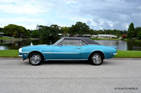 1968 Chevrolet Camaro For Sale In West Columbia Sc Carsforsale Com