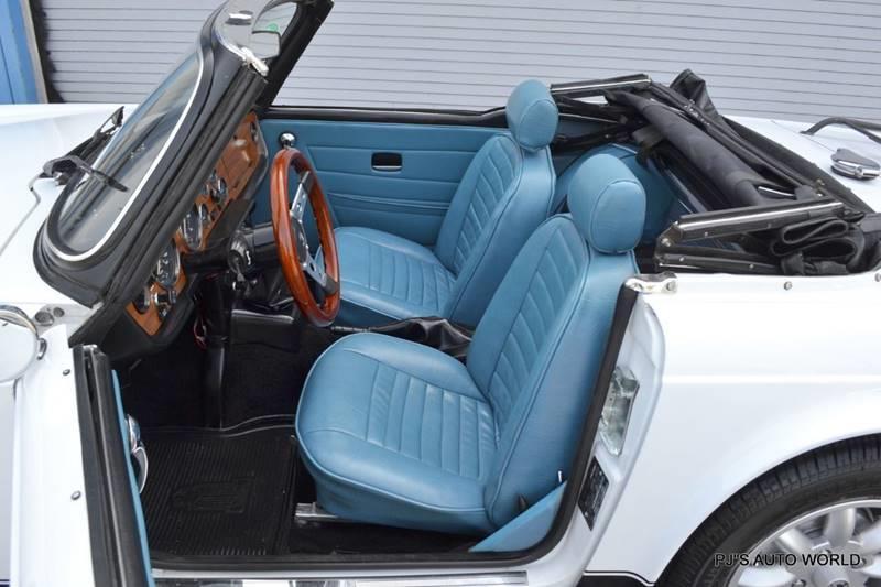 1974 Triumph TR6 19