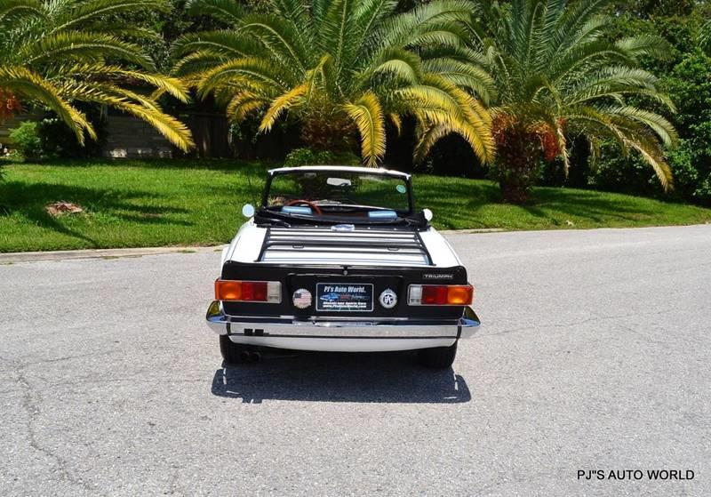 1974 Triumph TR6 14