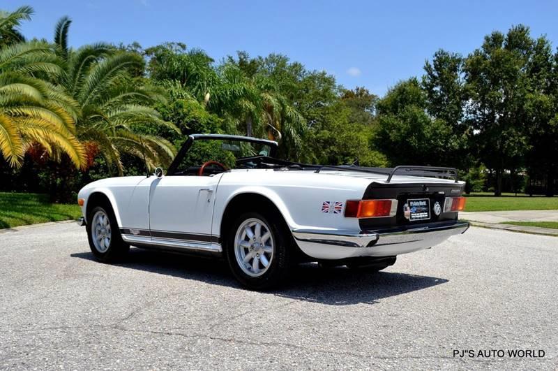 1974 Triumph TR6 15