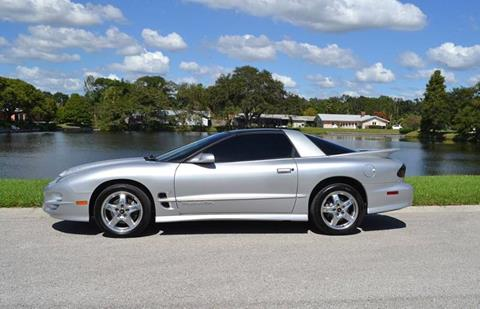 2002 Pontiac Firebird for sale in Clearwater, FL