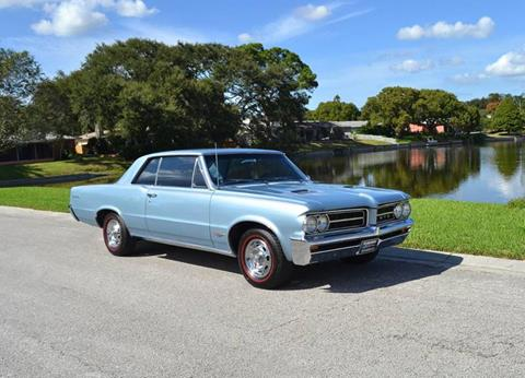1964 Pontiac GTO for sale in Clearwater, FL