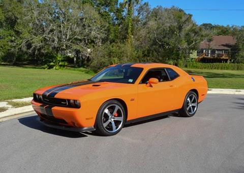 2012 Dodge Challenger for sale in Clearwater, FL
