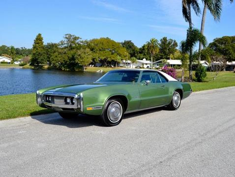 1970 Oldsmobile Toronado for sale at P J'S AUTO WORLD-CLASSICS in Clearwater FL