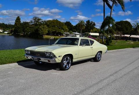 1968 Chevrolet Chevelle For Sale In Clearwater Fl