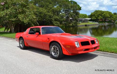 1976 Pontiac Firebird Trans Am for sale in Clearwater, FL