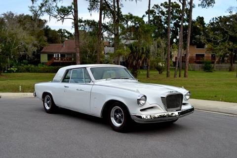 1962 Studebaker Hawk for sale in Clearwater, FL