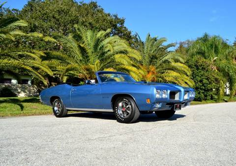 1970 Pontiac GTO for sale in Clearwater, FL
