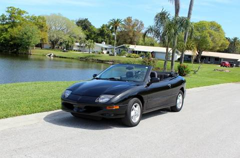 1997 Pontiac Sunfire for sale at P J'S AUTO WORLD-CLASSICS in Clearwater FL