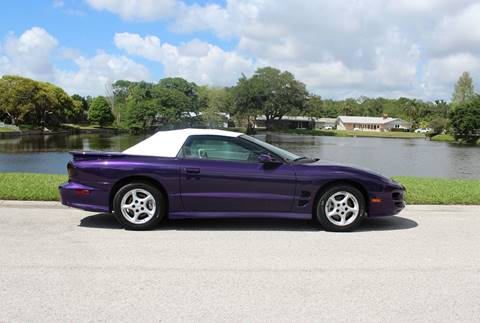 1998 Pontiac Firebird for sale in Clearwater, FL
