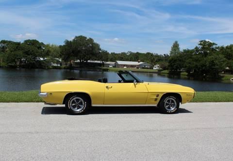 1969 Pontiac Firebird for sale in Clearwater, FL