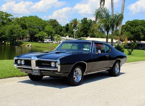 1968 Pontiac Le Mans for sale in Clearwater, FL