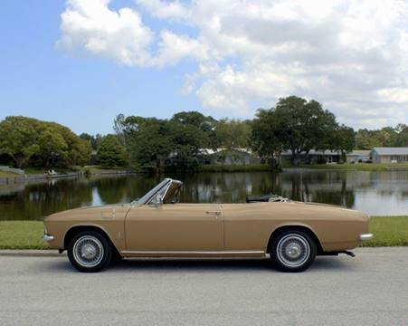 1965 Chevrolet Corvair for sale in Clearwater, FL
