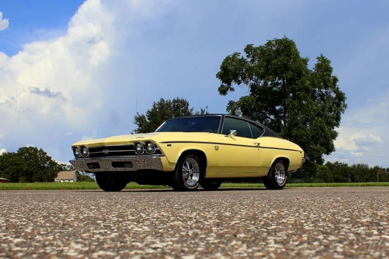 1969 Chevrolet Chevelle Restomod In Clearwater FL - P J'S