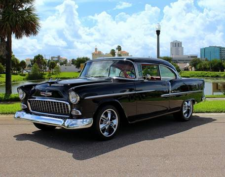 1955 Chevrolet Bel Air for sale in Clearwater, FL