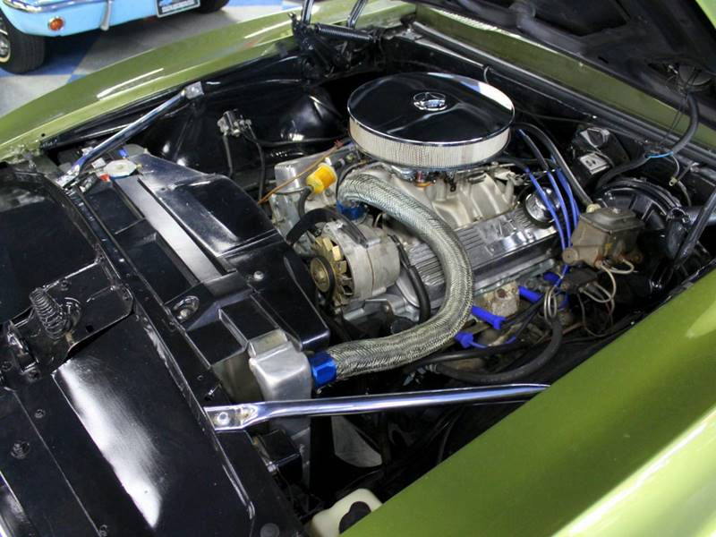1968 Pontiac Firebird In Clearwater FL - P J'S AUTO WORLD