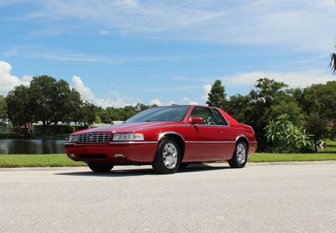2000 Cadillac Eldorado for sale at P J'S AUTO WORLD-CLASSICS in Clearwater FL